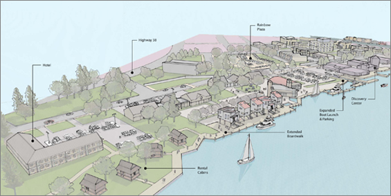 Reedsport Waterfront and Downtown Plan